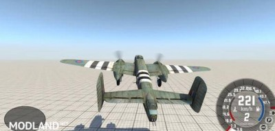 B-25 Mitchell Military Aircraft [0.5.6], 2 photo